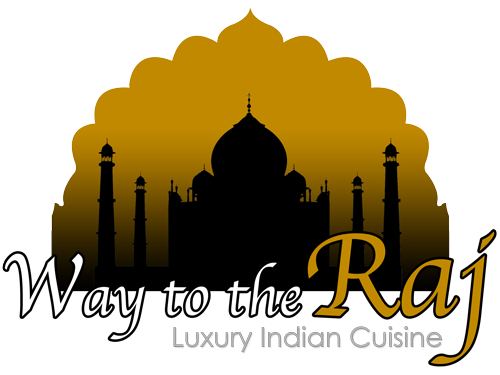 Way to the Raj Logo